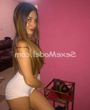 Mariah escort girl massage tantrique à Saint-Vallier