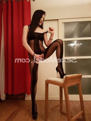 Lutece lovesita escort girl