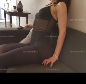 Thumette massage sexemodel