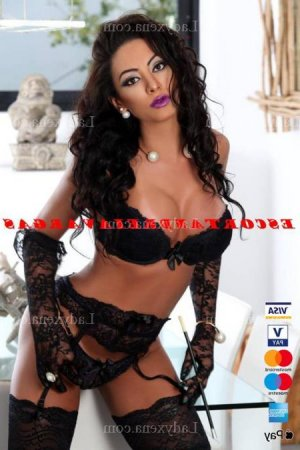 Andjali escort girl massage tantrique
