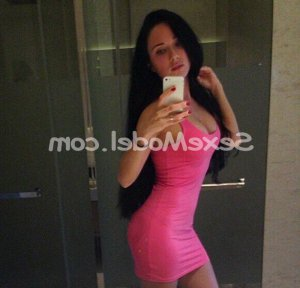 Sunita sexemodel massage tantrique escort girl à Saint-Vallier